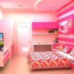 Dekorasi Kamar Pink Sederhana Minimalis
