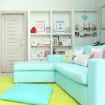 Dekorasi Ruang Keluarga Minimalis
