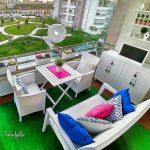 Dekorasi Rumah Minimalis Bagian Balkon Rumah Tingkat