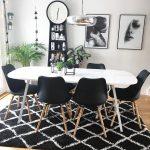Dekorasi Rumah Minimalis Ruang Makan Modern