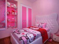 Desain Kamar Pink Terbaru Dengan Warna Cat Romantis