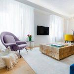Desain Ruang Keluarga Dengan Penataan Yang Simple Minimalis