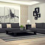 Desain Ruang Keluarga Modern Mewah