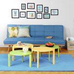 Desain Ruang Keluarga Yang Sempit Sederhana