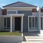 Foto Asli Rumah Minimalis Modern 1 Lantai Terbaru