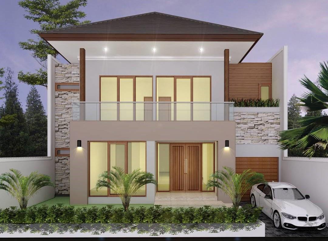 62 Desain Rumah Minimalis Resort | Desain Rumah Minimalis Terbaru