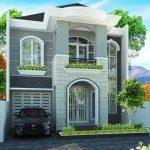 Foto Model Rumah Minimalis 2 Lantai