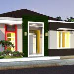Gambar Foto Rumah Minimalis Dengan Warna Cat Yang Bagus
