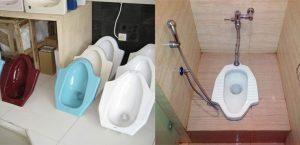 harga wc jongkok dan closet duduk maret 2021 terbaru