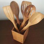 Kerajinan Alat Dapur Dari Bambu