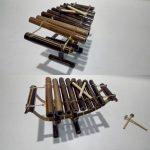 Kerajinan Alat Karawitan Dari Bambu