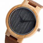 Kerajinan Jam Tangan Dari Bambu