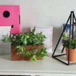 Kerajinan Tangan Dari Sedotan Bekas Untuk Hiasan Pot Bunga