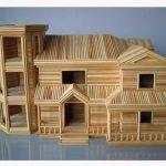 Kerajinan Tangan Rumah Dari Bambu