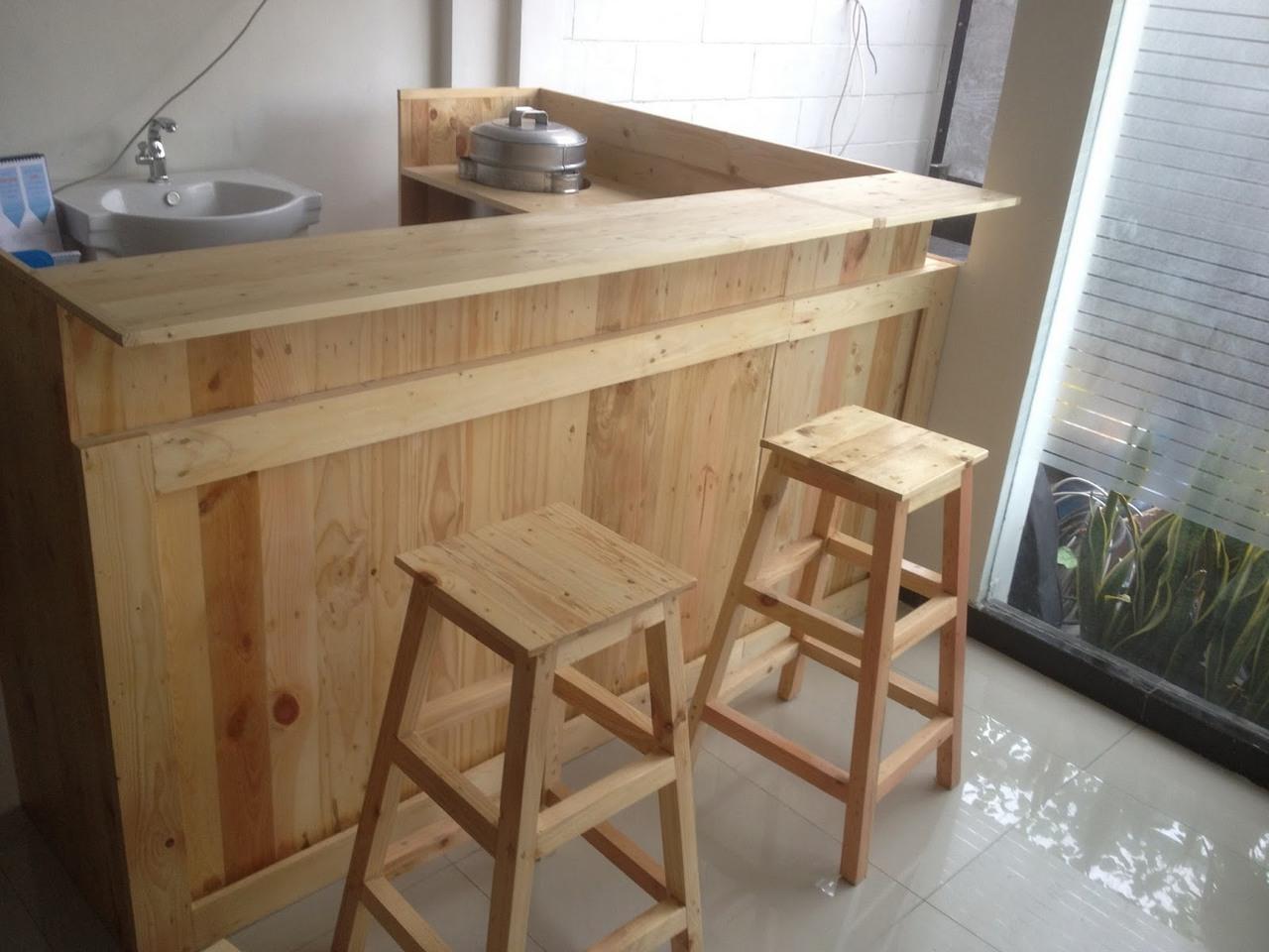 Dekorasi Desain Meja Dapur Cafe Terbaru Oplakdec com