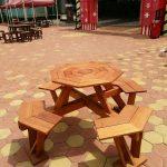 Meja Kursi Set Cafe Unik Terbaru
