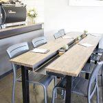 Model Meja Kursi Makan Restoran
