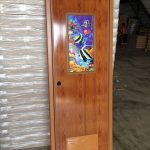 Pintu Kamar Mandi Pvc Kayu