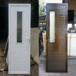 Pintu Kamar Mandi Pvc Plastik Desain Terbaru