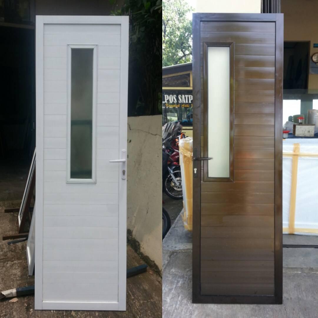 Pintu R Mandi Pvc Plastik Desain Terbaru