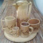Produk Kerajinan Dari Bambu