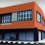 Trend Warna Cat Rumah Minimalis Orange