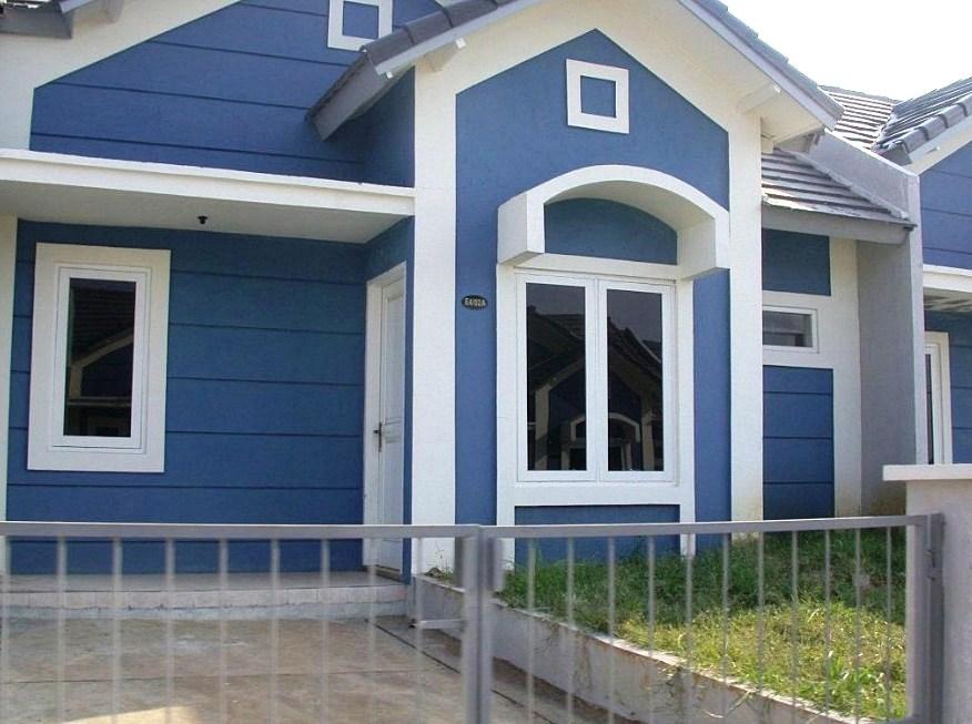 Cat  Rumah  Terkini Desainrumahid com