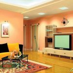 Warna Cat Interior Rumah