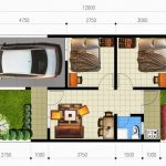 Desain Rumah Minimalis Type 36 72 3
