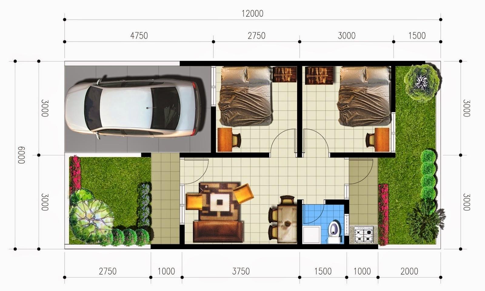102 Desain  Rumah  Minimalis Modern Posisi Hook Gambar
