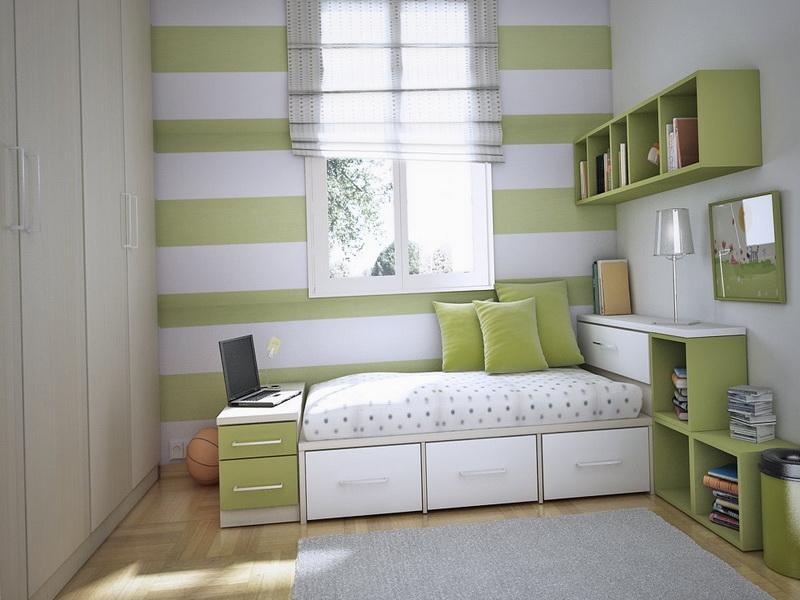 Cara Menata Kamar Tidur Ukuran 3x3