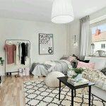 Desain Interior Kamar Apartemen Kecil