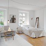Desain Kamar Apartemen Minimalis Sederhana