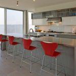 Desain Meja Dapur Stainless Steel Sederhana
