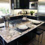 Desain Meja Dapur Granit