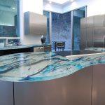 Desain Meja Dapur Kaca