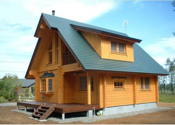 21 Desain Rumah Kayu Minimalis Terbaru 2017 Dekor Jepang Model