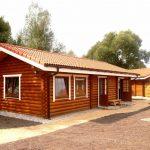 Desain Rumah Kayu Mungil Minimalis