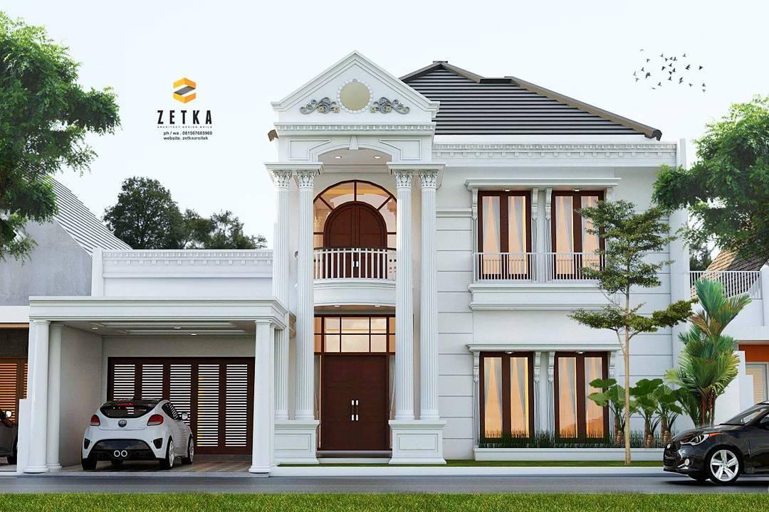 18 Desain Rumah  Modern  Terbaru  2019 Dekor Rumah