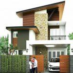 Desain Rumah Modern Minimalis 2 Lantai Terbaru