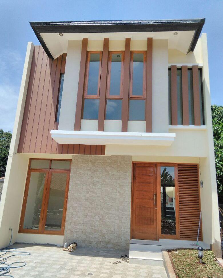 7700 Koleksi Gambar Rumah Idaman 2 Lantai Sederhana Gratis Terbaru