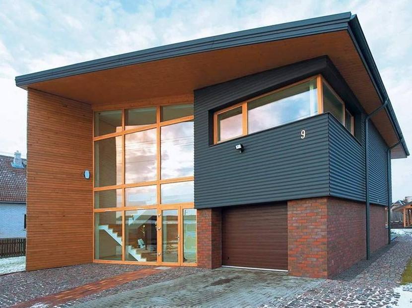 21 Desain Rumah Kayu Minimalis Terbaru 2019