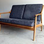 Kursi Kayu Sofa Ruang Tamu Bahan Jati Vintage
