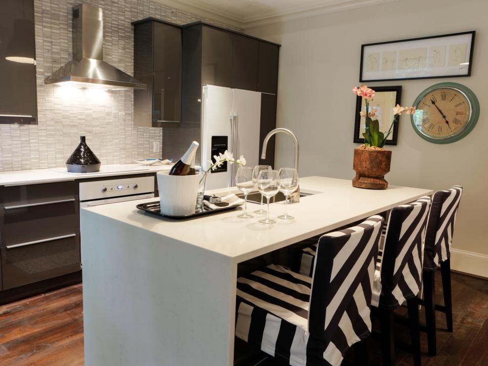 29 desain meja dapur minimalis sederhana terbaru 2017