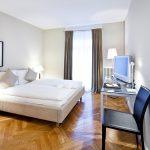 Model Desain Kamar Tidur Apartemen Modern