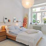 Model Kamar Tidur Apartemen Kecil