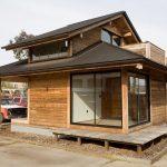 Rumah Kayu Jepang