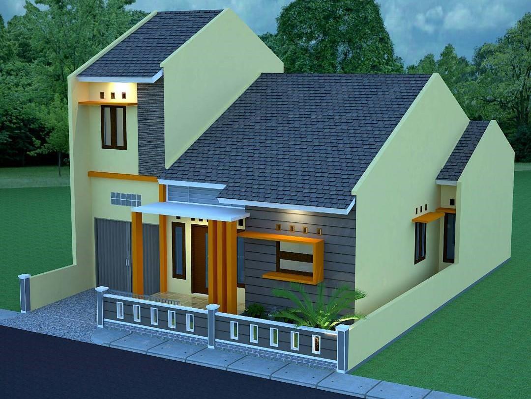 18 Desain Rumah Minimalis Modern Terbaru  2019 Housepaper net