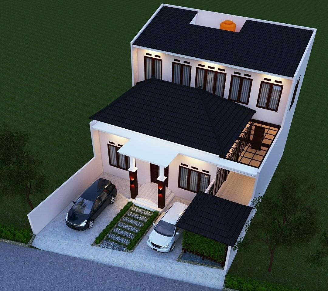 18 Desain Rumah Minimalis Modern Terbaru 2017   Housepaper.net