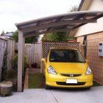 Contoh Garasi Mobil Samping Rumah